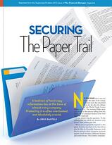 Securing-Paper-Trail