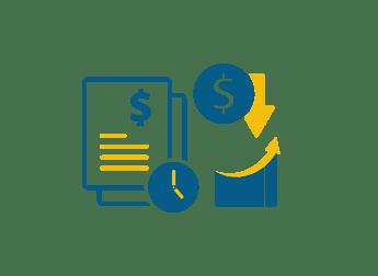 Business Case Calculator Icon