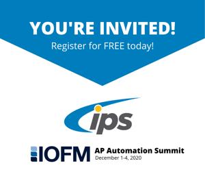 IPS AP Automation Summit 12.4.2020
