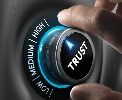 Trust dial